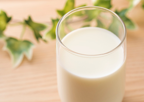 北海道函館牛乳